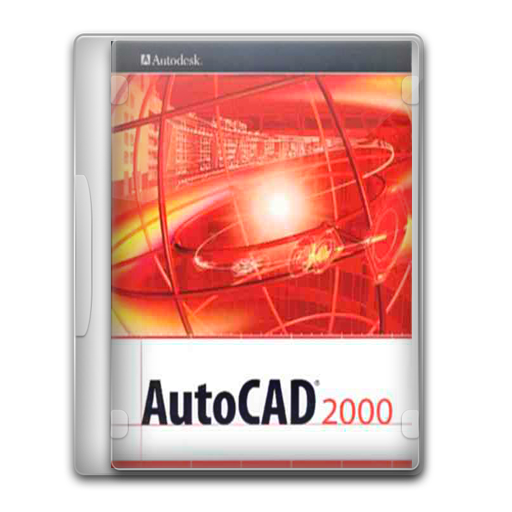 Autocad 2000 Excelente Creador De Planos 2d Y 3d Mu